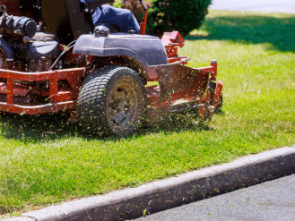 Lawn Mowing in Wendell or Zebulon